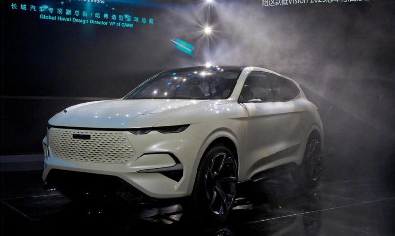 """如何从""""新车海洋""""中窥探长城汽车未来的发展方向?"""