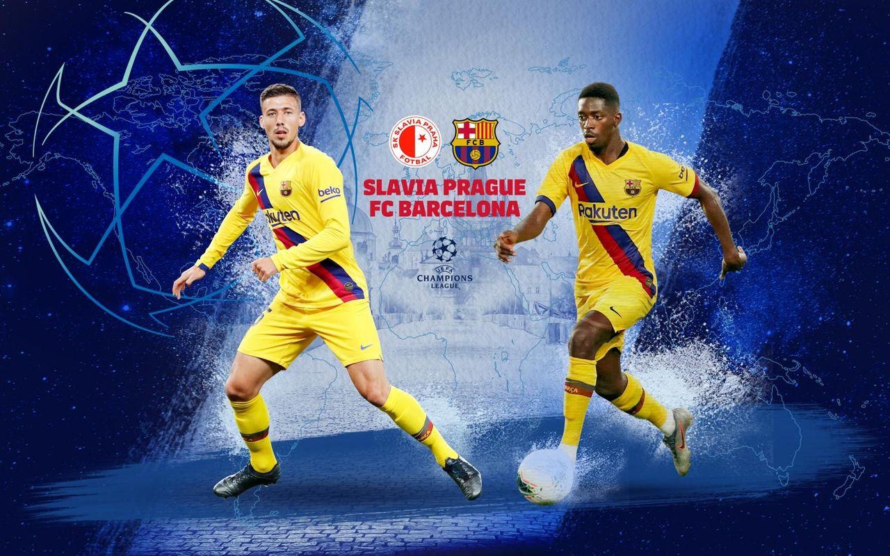 赛事预告 欧冠小组赛第3轮 布拉格斯拉维亚VS巴塞罗那