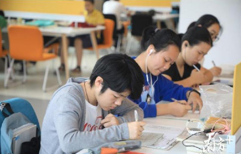 高中生每天作业量拟不超2小时