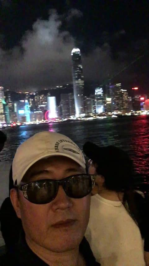 香港尖沙咀 每次走到这里,我都是有非常多的感慨