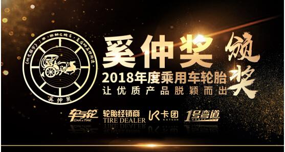 全球媒体证明 2018年度奚仲奖乘用车轮胎评选出炉