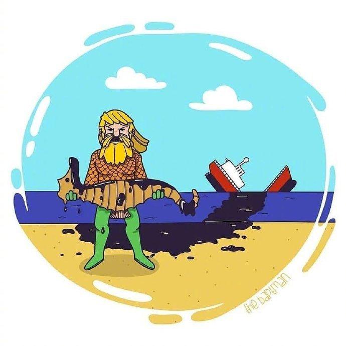 假如童话世界也遭遇环境污染了…...