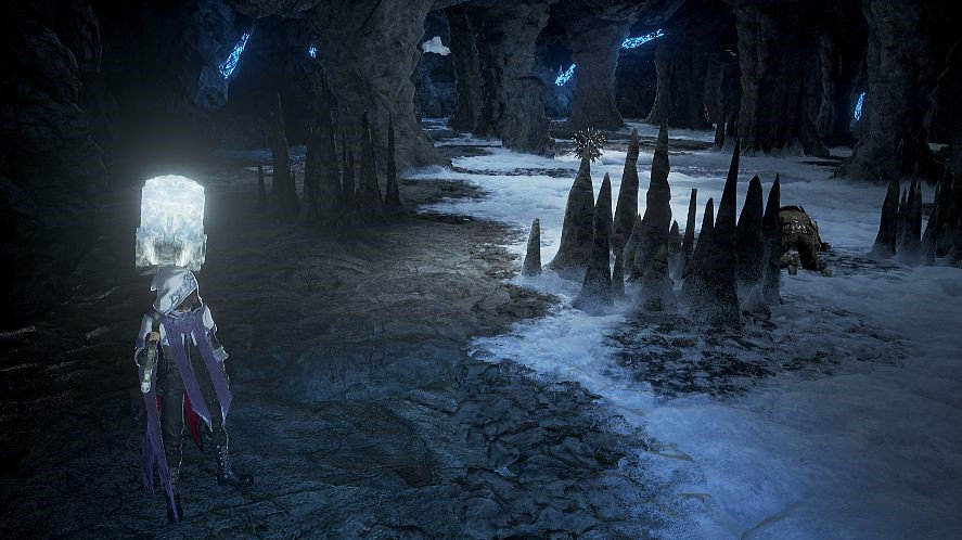 《噬血代码》冰冻女王DLC发售 加入新物品与探索区域
