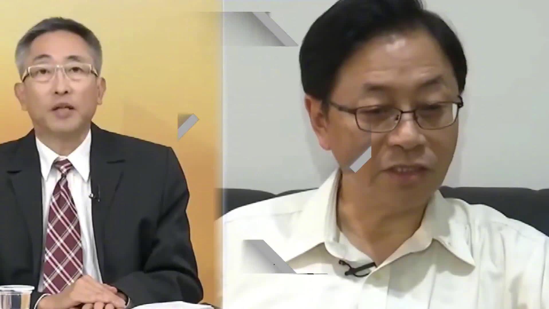"""学者:若韩国瑜不谈""""九二共识"""" 那他与蔡英文有什么差别"""