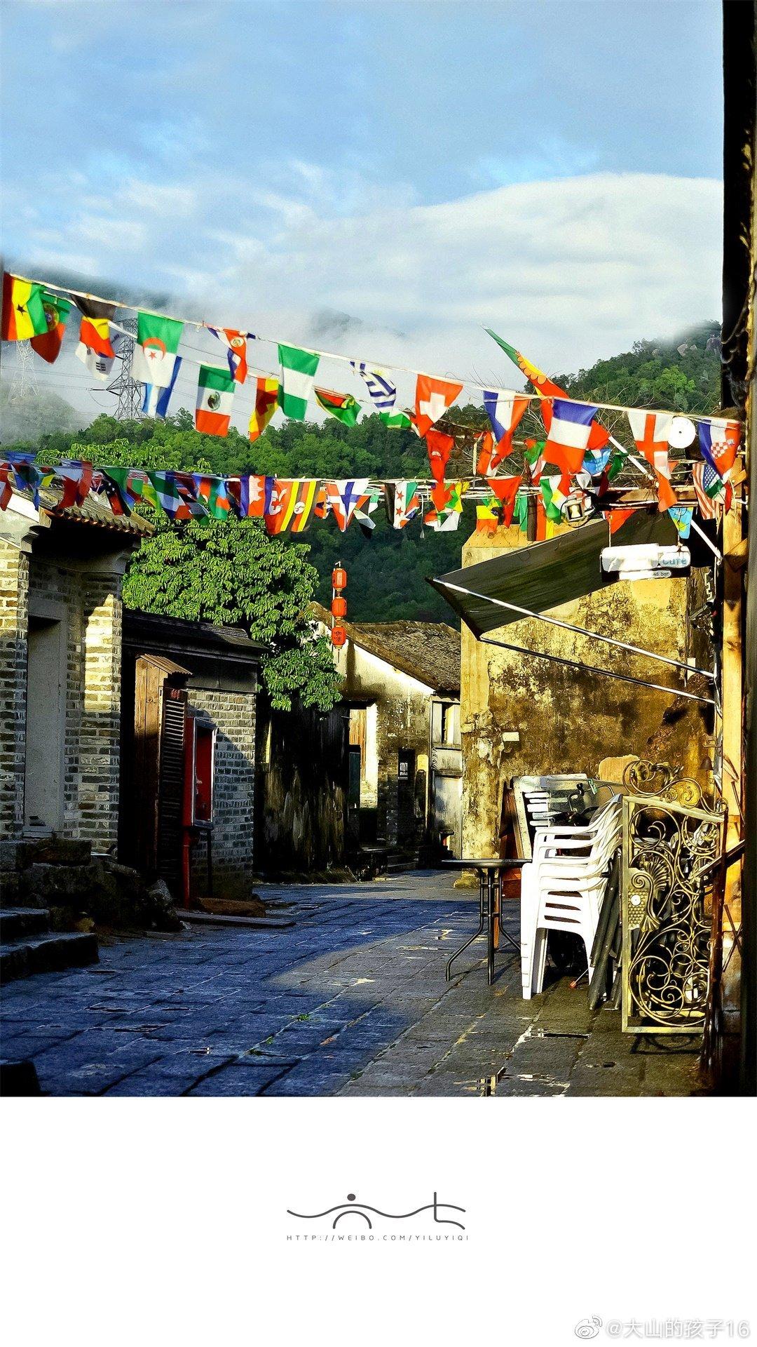 大鹏所城,一座被遗忘的历史古镇。在深圳的角落里