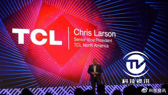 2020 CES TCL领航全球 新产品技术创新引人注目