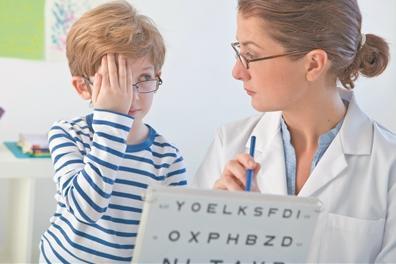 儿童弱视 3~6岁治疗最好