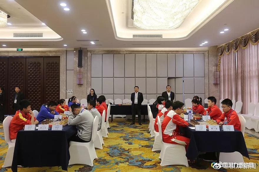 国象团体赛进入半决赛 大学生项目四川上海领先一步