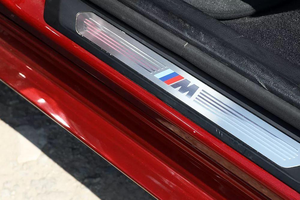 无可取代的异形者   BMW X4 xDrive 30i M运动套装