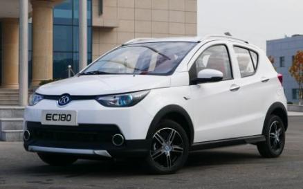 今日推荐之10万左右的新能源车