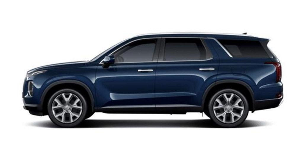 现代推全尺寸SUV售价仅21万!在美国不怕汉兰达,国人却无感?