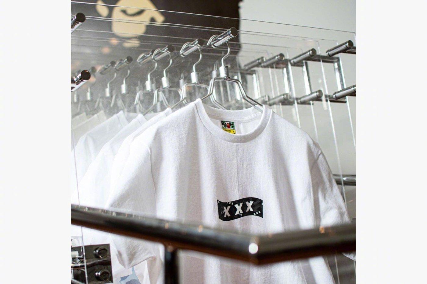 宫崎泰成成立的时装品牌 GOD SELECTION XXX 是近年日牌新星