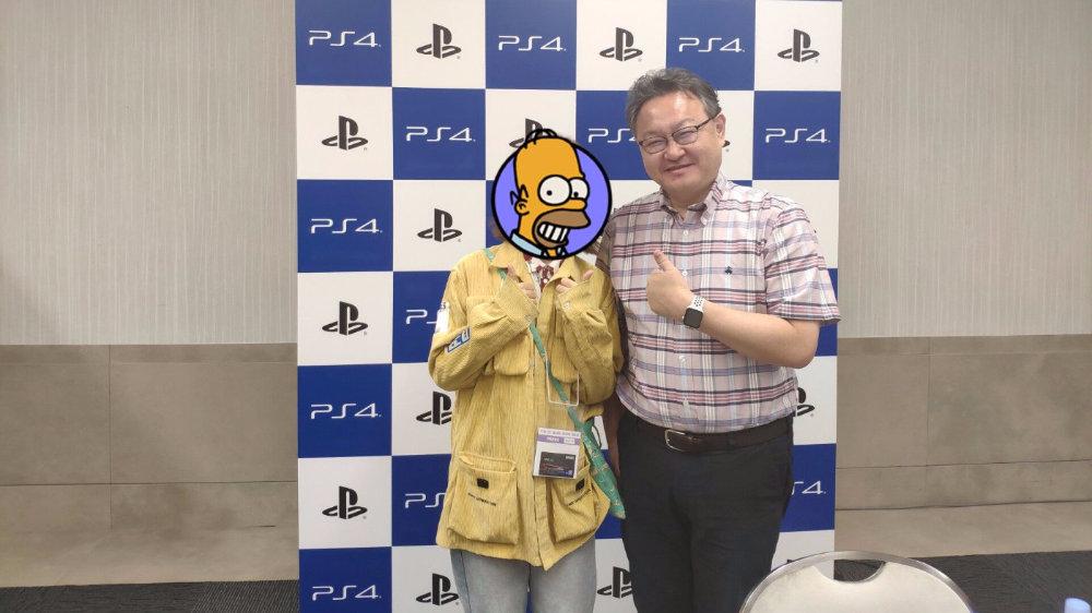 吉田修平TGS采访:云游戏、掌机还有《战神》秘辛