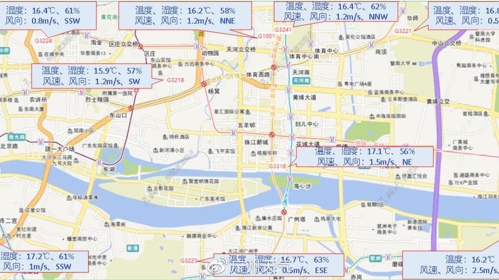 2019年广州马拉松赛气象条件风险影响分析