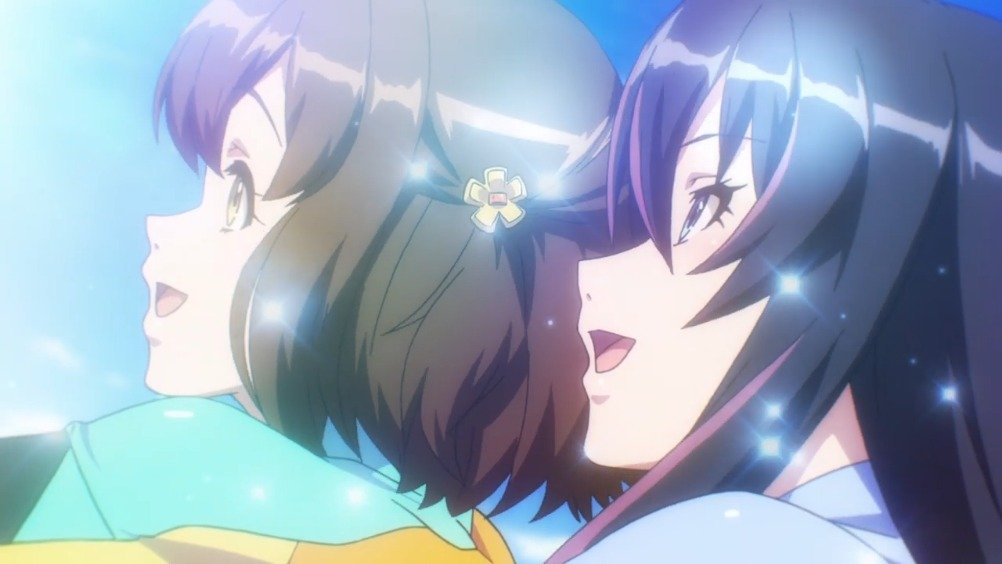 由『闪乱神乐』系列的制作人高木谦一郎负责原案的TV动画『神田川JET