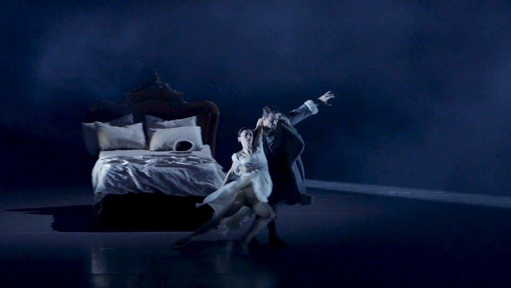 澳大利亚芭蕾舞团 Yuri Possokhov版安娜卡列尼娜介绍片花