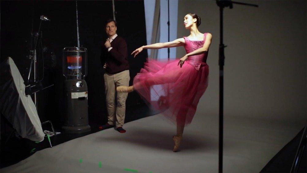 澳大利亚芭蕾舞团 Molto片花(Frederick Ashton作品乡村一月