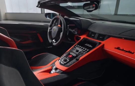 限量发售!兰博基尼Aventador SVJ 63 Roadster官图曝光
