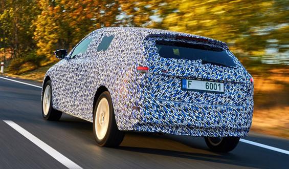 斯柯达全新紧凑级5门轿车 北京时间12月7日发布