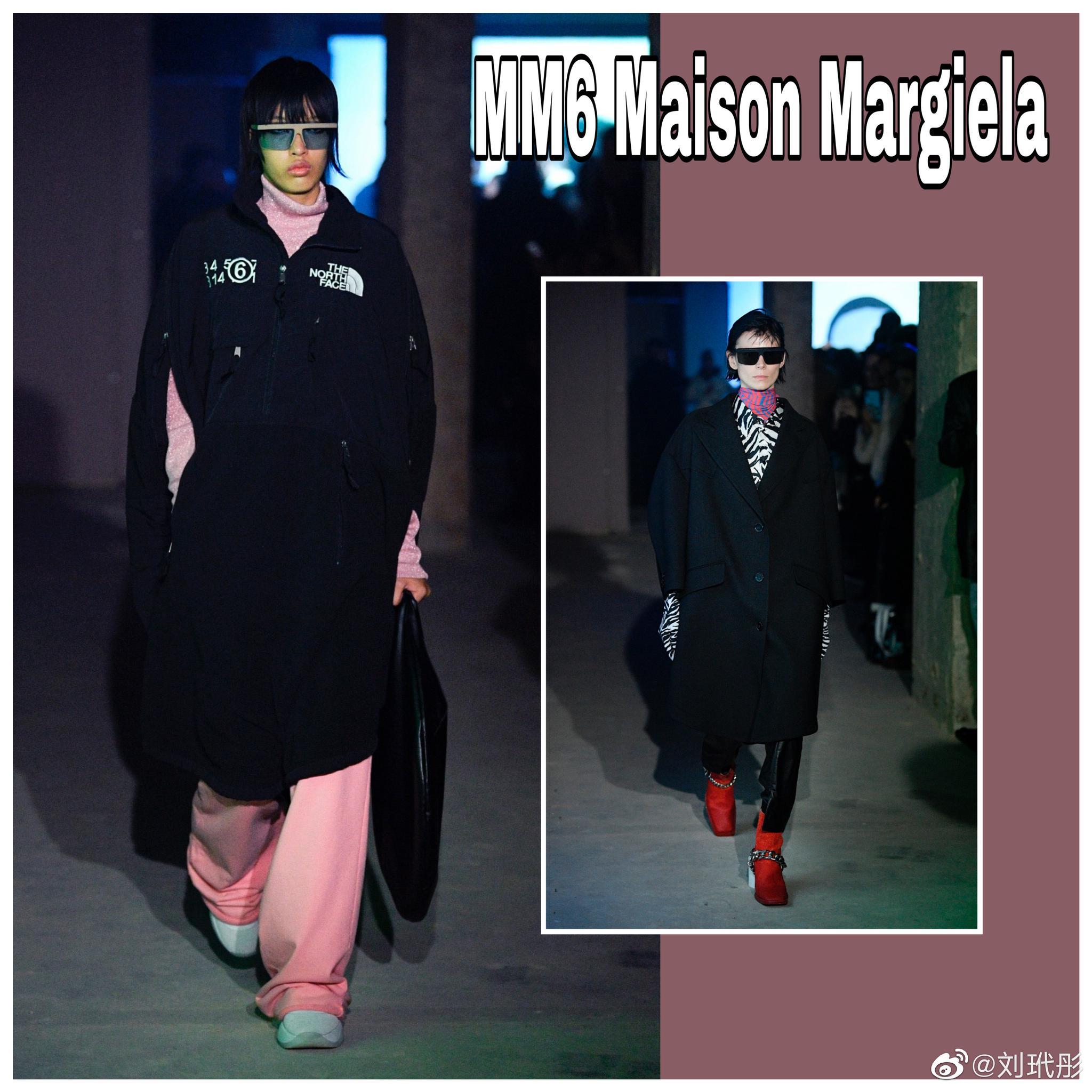 MM6 Maison Margiela 2020秋冬系列以纽约不同年代地下俱乐部文化与风