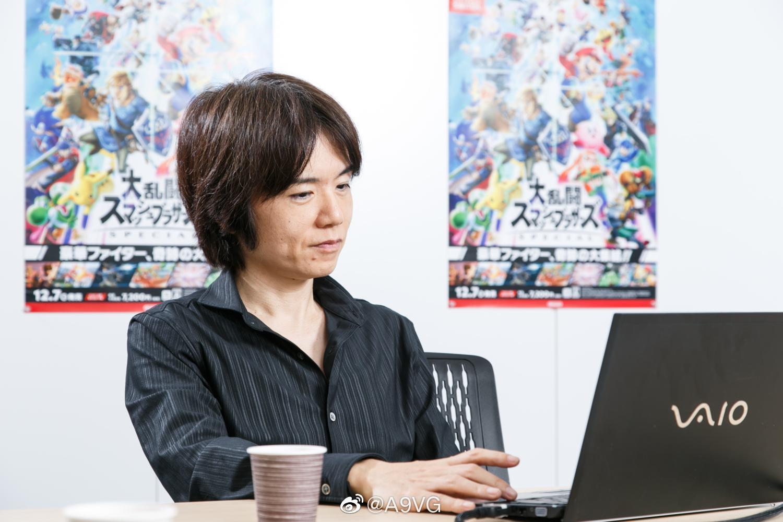 《任天堂明星大乱斗》监督樱井政博在Fami通专栏里高度赞扬了《死亡搁