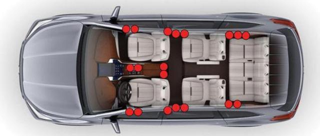 外媒评点去年汽车十佳功能,林肯对开门设计比劳斯莱斯还牛鼻