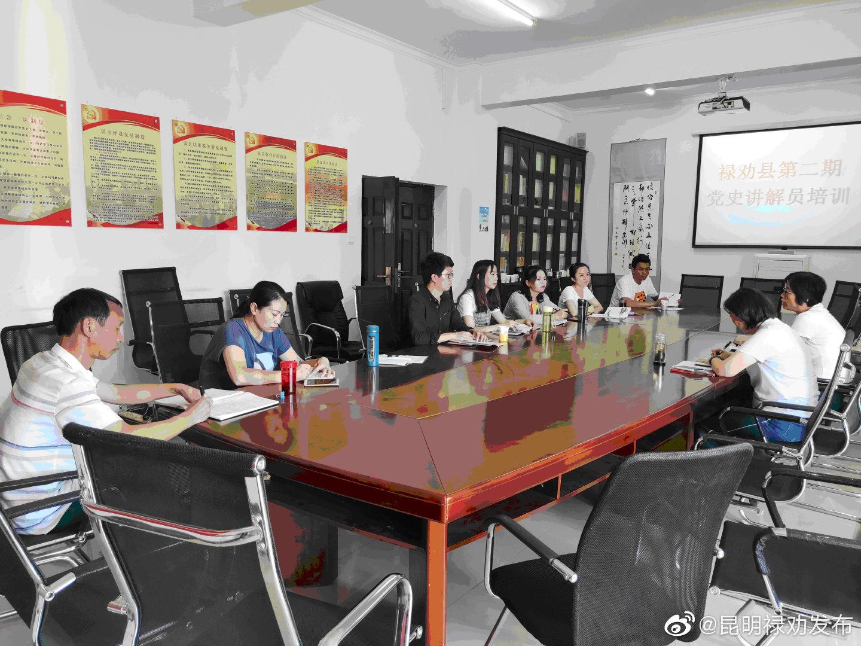 县委党史研究室开展第二期党史讲解员培训工作