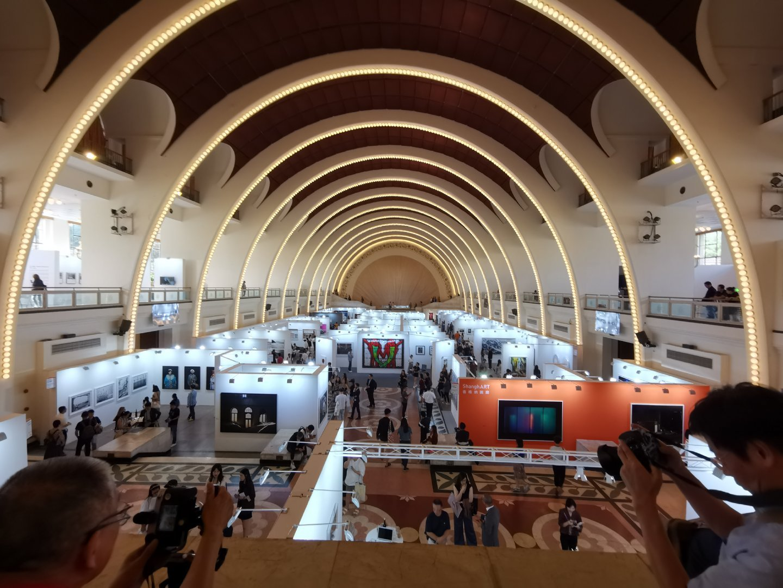 藏家VIP预展开始,200多幅大师作品,看惊呆了。有来偶遇的吗