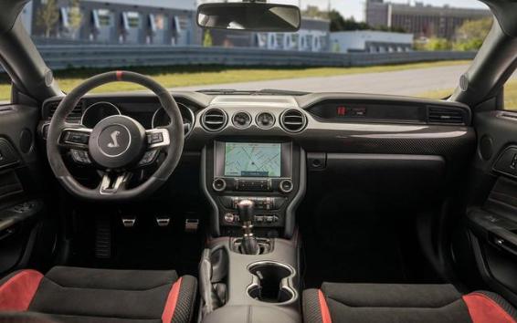 """最美""""怪兽"""" 福特野马Shelby GT350R曝光"""
