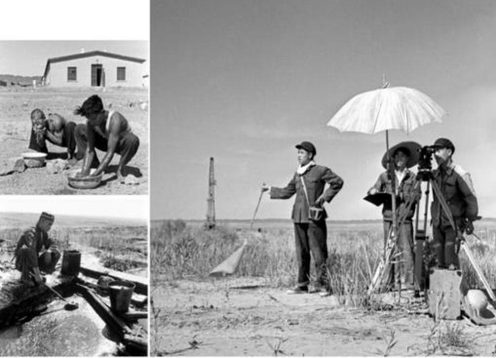 《七个人的70年——新疆相册》摄影展·新纪元