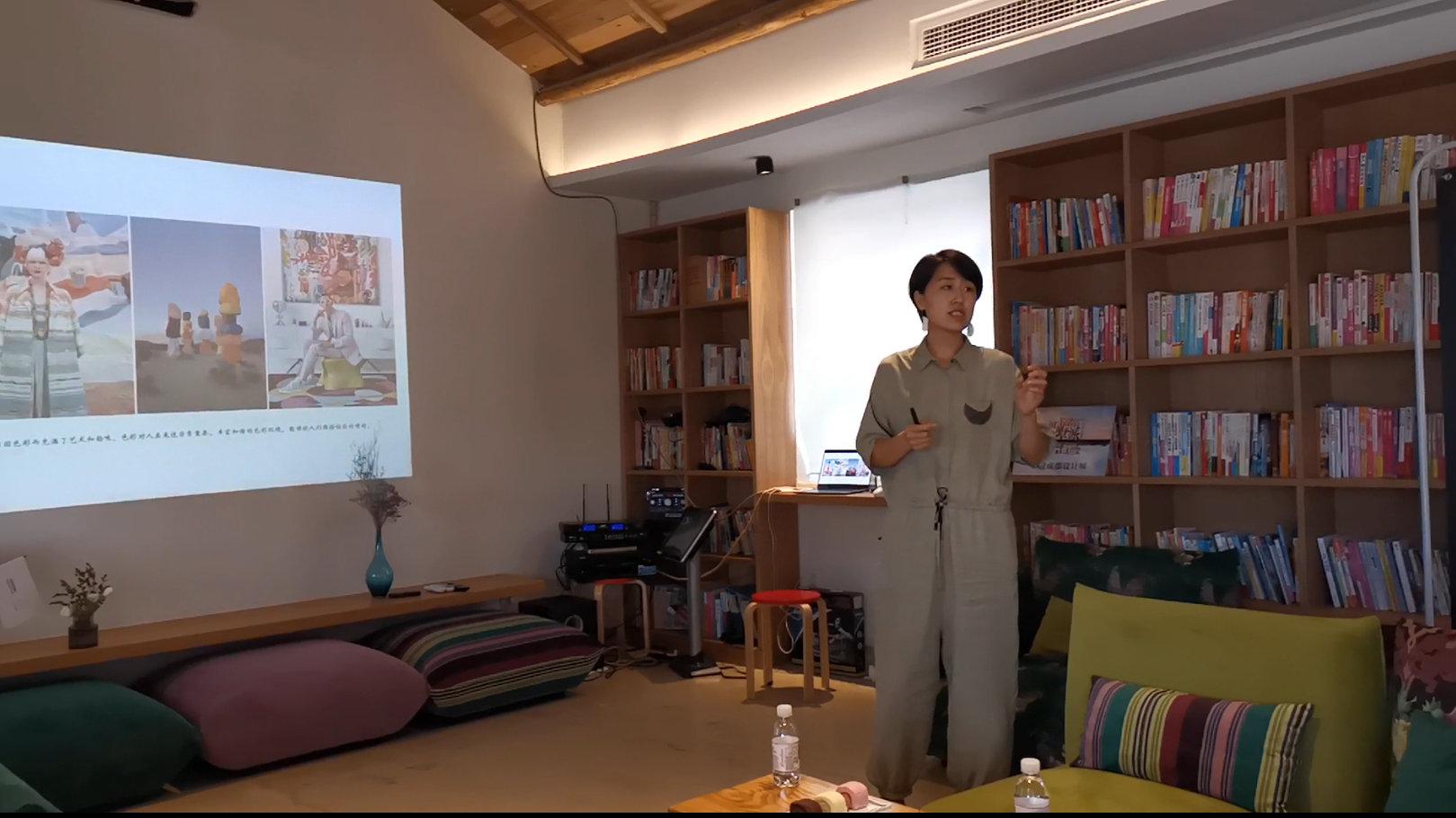 20190712期 知名设计师赵秋平谈《设计的理念》