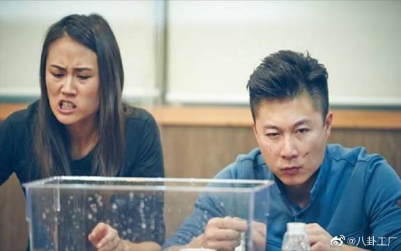 李安琪:我不想说中文,但我想捞钱,李小鹏实力护妻,无人买账