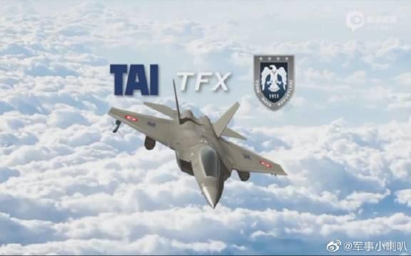 土耳其五代机TF-X战机宣传片,大战米格-29