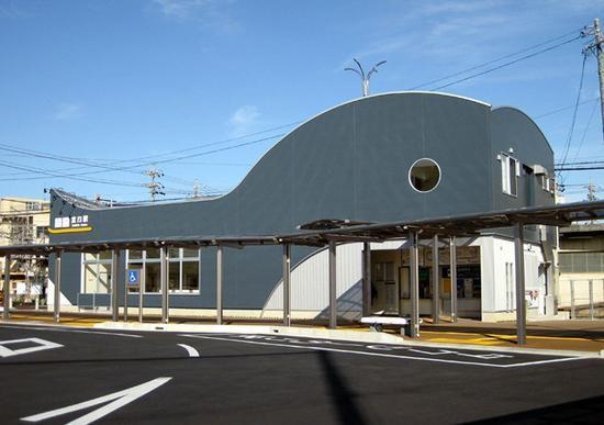 被日本这9大奇趣车站惊到了
