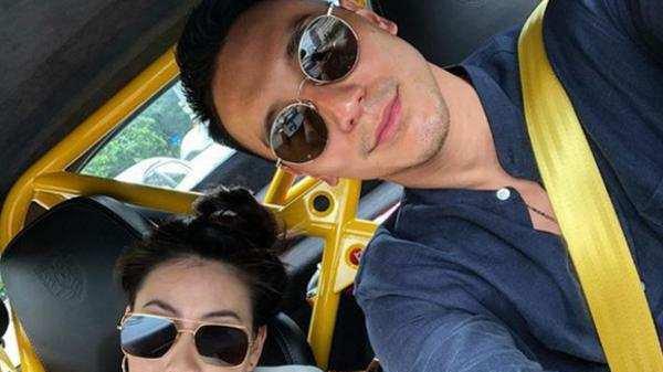 王阳明结婚四年终于升级当爸,蔡诗芸已怀孕近3个月