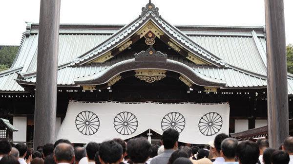 日本总务相高市早苗参拜靖国神社