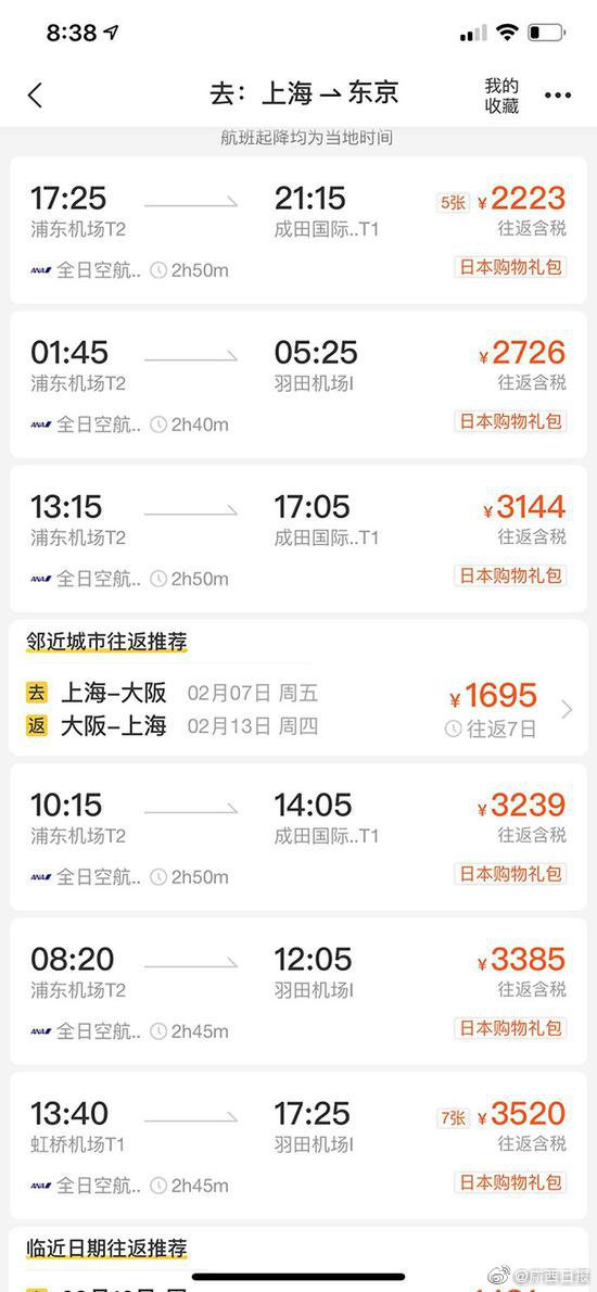 双11抢特价机票遭悔票 飞猪2分钟机票价格翻几番