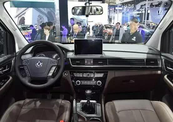 售价10.29-11.89万 东风推出新款MPV