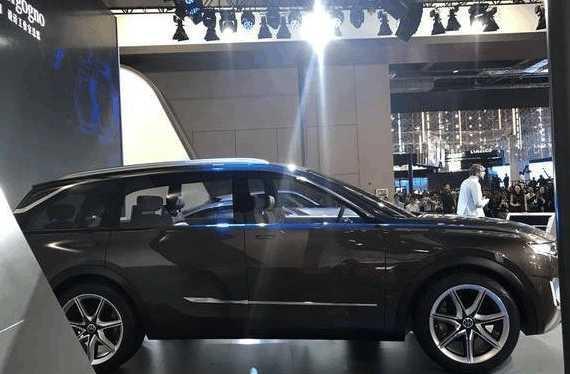 七座新能源SUV即将上市!车长5米2超路虎揽胜,续航1000公里