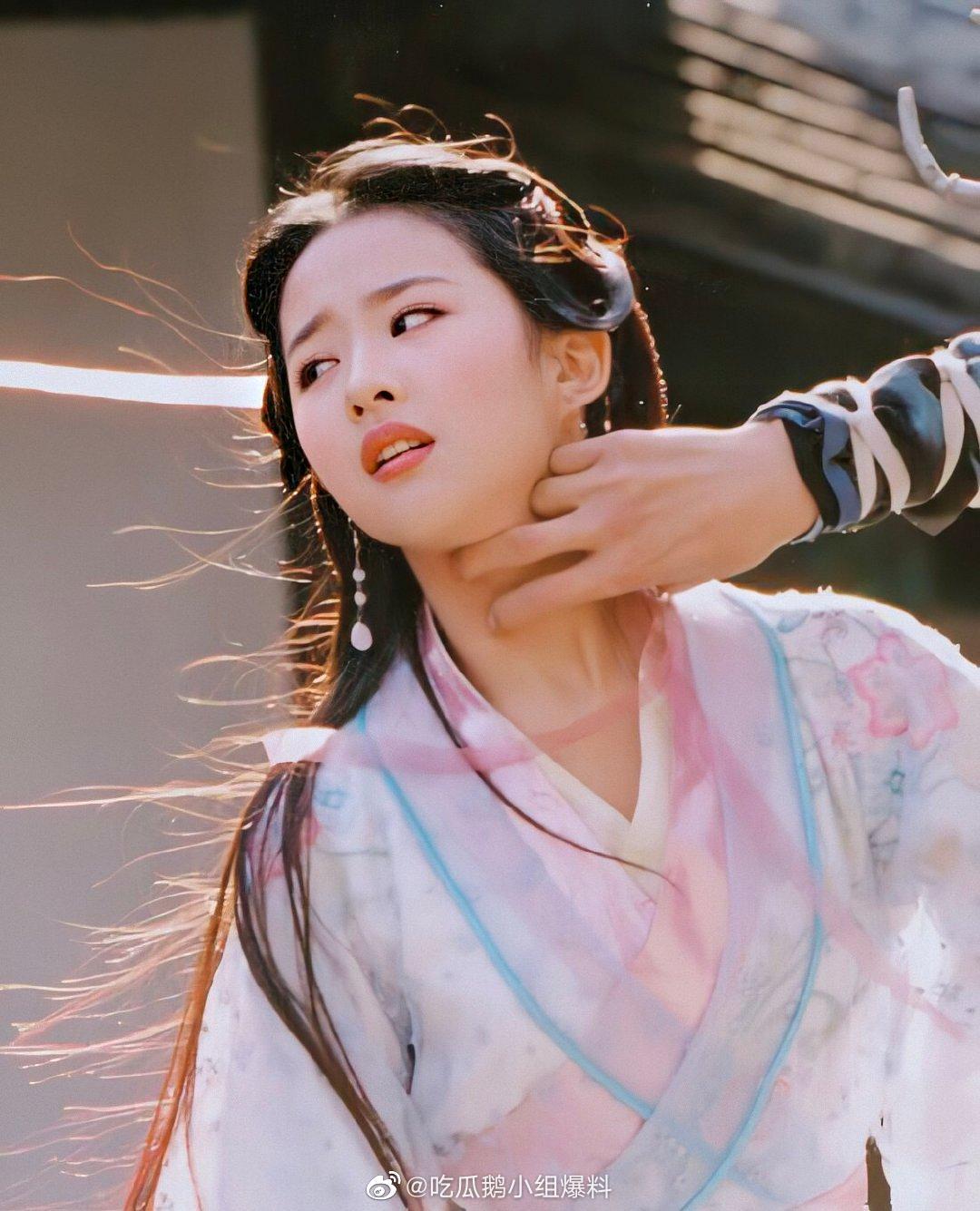 85花最受欢迎角色,刘亦菲的王语嫣、小龙女
