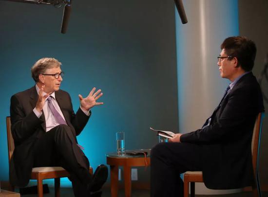 比尔盖茨:中国的成功经验值得借鉴
