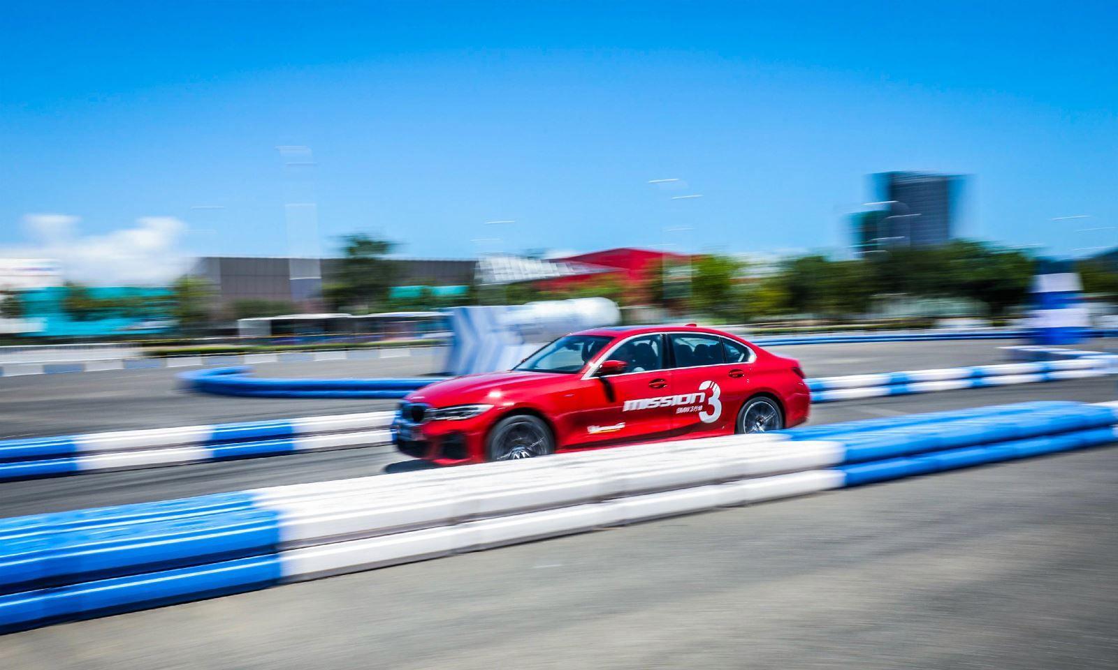 2019 BMW 3行动区域晋级赛青岛站热血来袭