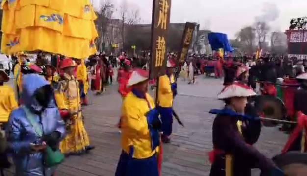沈阳故宫:好热闹!(沈阳贾卫刚)—-大年初二至大年初六