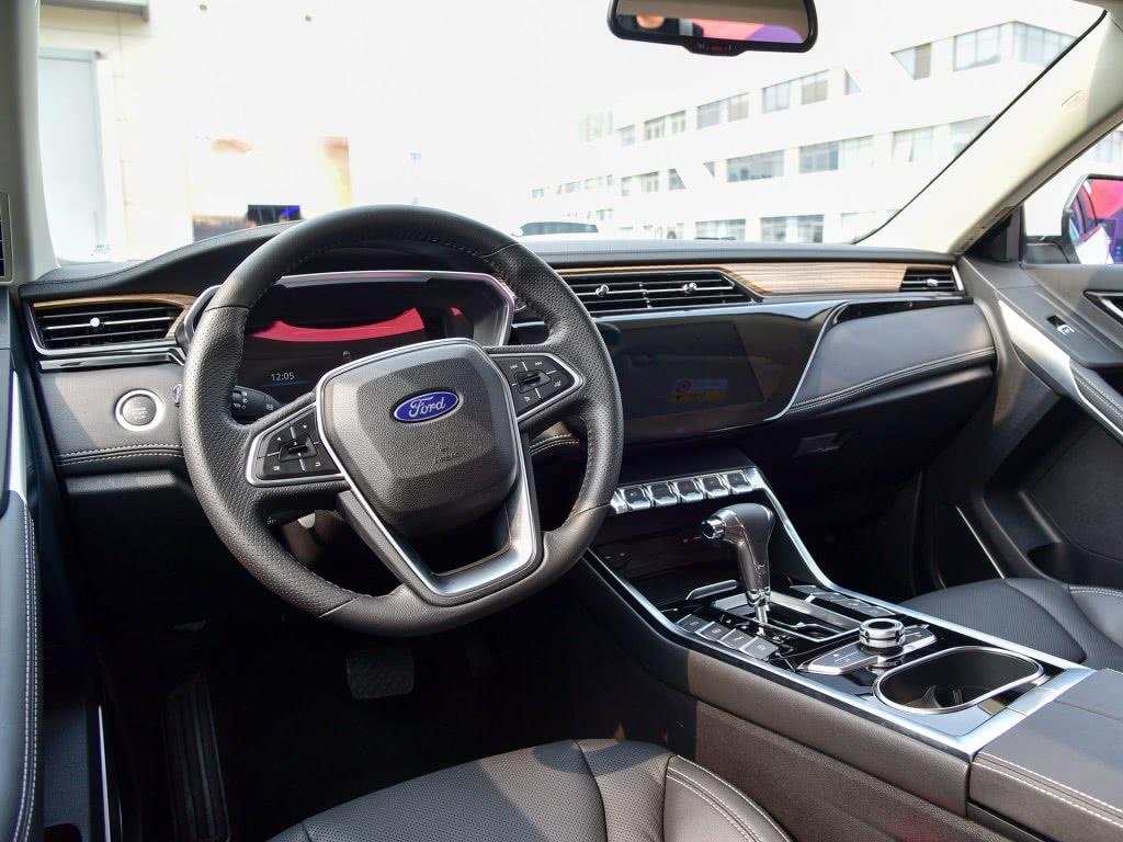 福特最漂亮的SUV,时尚个性,搭1.5T,比哈弗H6帅气