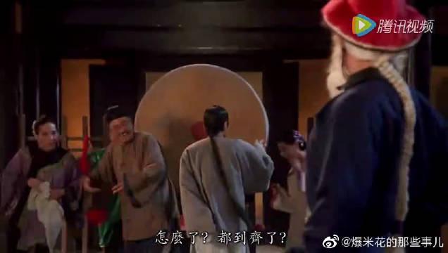 九品芝麻官:周星驰智擒高手徐锦江,惨无人道的折磨啊
