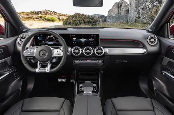 有望国产,百公里加速仅需5.2秒!奔驰AMG GLB 35正式发布