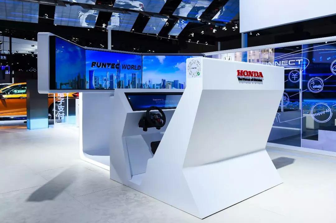 将在电动/智能/共享等领域深耕,本田携多款重磅车亮相上海车展