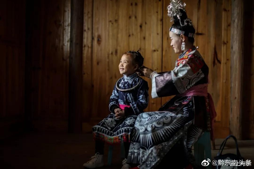 热闹!贵州丹寨万人吃新节 欢乐庆丰收