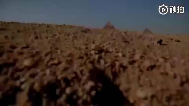 纪录片《揭秘金字塔黑暗之谜》