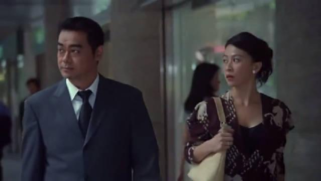 刘嘉玲偶遇前男友,刘青云惨变炮灰了!